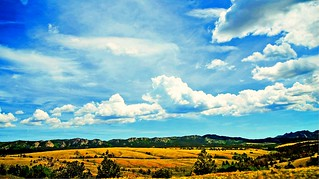 Wyoming Landscape off of I-80 | by Austin H.
