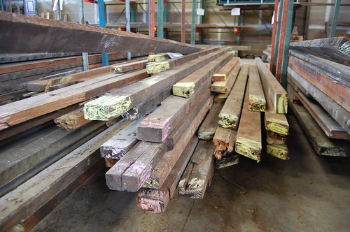 Furniture quality reclaimed lumber from bygone forests for Furniture quality lumber