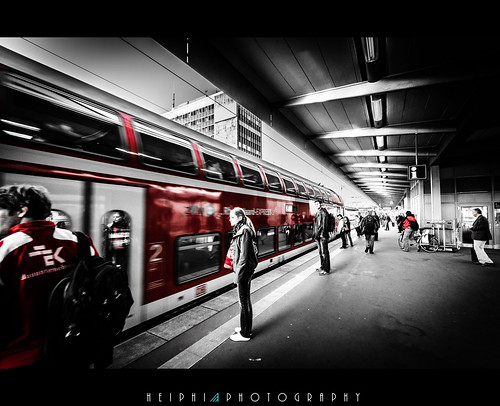 railway effects | by *HEIPHI*