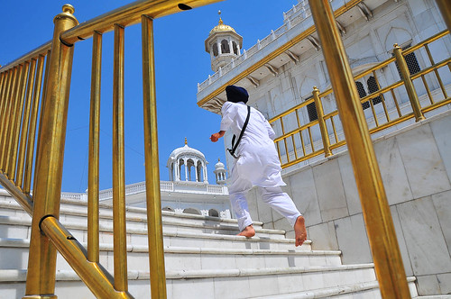 stairs - Amritsar | by I.lost.my.mind