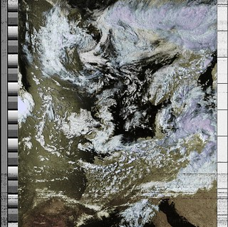 Weather satellite image received with RTL-SDR | by csete
