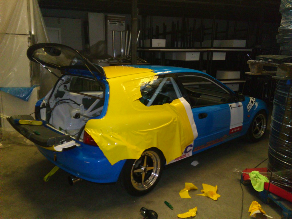 Civic Wrapping Spoon Sports