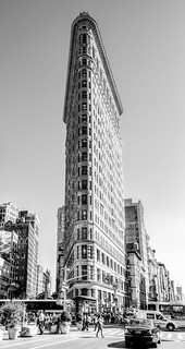 flatiron BnW | by Paul Cowell