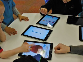 Learning with iPads | by mikecogh