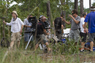 Revolution Filming at Smith Creek Park 017 | by New Hanover County, NC