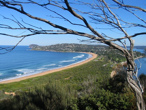 Palm Beach, Sydney, from the Barrenjoey headland | by Stephen Marcus