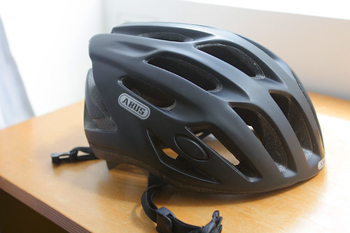 bike helmet | by David Lebovitz