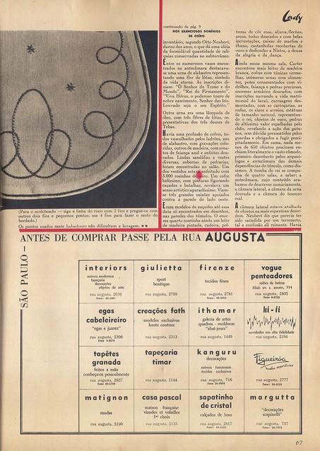 Lady, Nº 5, Fevereiro 1957 - 68
