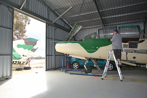 MiG-21U600-5068-N423LZ-Walkaround