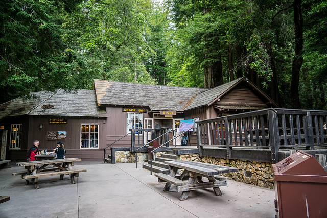 Big Basin Camp Stores and Cafe