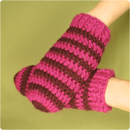 Free Crochet Pattern Thumbless Mittens Free Pattern On My Flickr