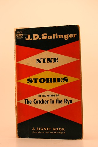 jd salinger nine stories essay Suggested essay topics and project ideas for nine stories part of a detailed lesson plan by bookragscom.