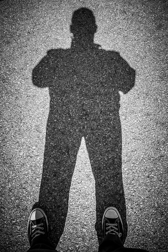 98:366.3 - Me and My Shadow. | by Andrew Parent