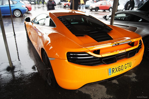 McLaren MP4-12C | by In The Paddocks