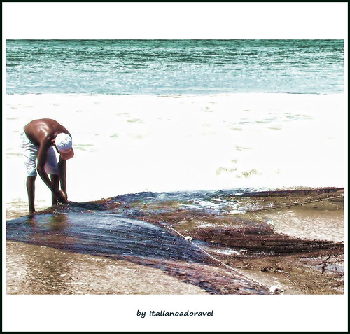 Fishing people  Brazil | by italianoadoravel .BACK ,,,,,,,,,,,,