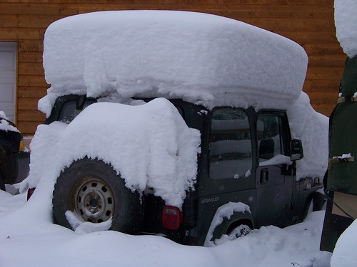 Snow on Jeep_2 | by LoadDrive1