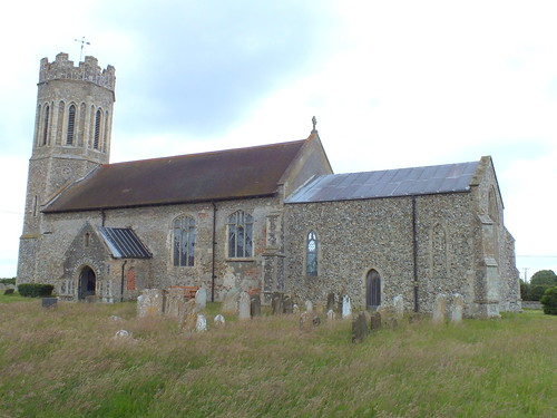St Margaret's church, Toft Monks | by Moldovia