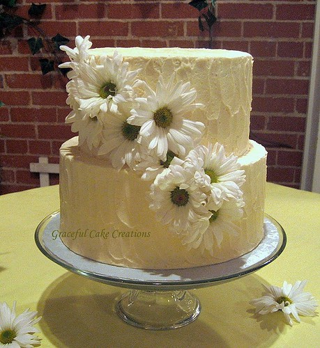 Wedding Cake Icing Almond Extract