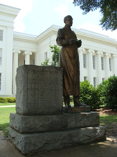 Dr. John Allan Wyeth Statue and Monument (Montgomery, Al.) | by bamaboy1941