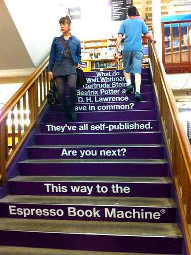 Powell's City of Books - A Staircase | by Miss Shari