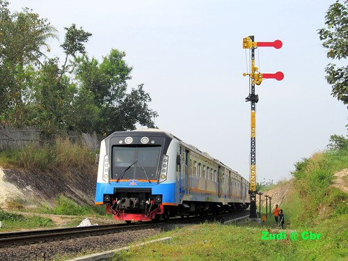 KRD Way Umpu departed from Rejosari station | by Toraja Bali