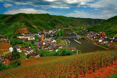 COCHEM on the MOSEL | by MERLIN08, 3MViews