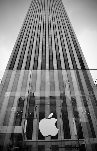 Apple Computers In New York | by a.dhanani