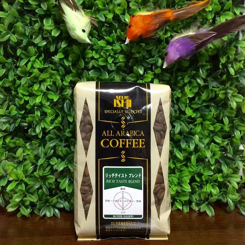 成城石井のコーヒー豆、リッチテイストブレンド