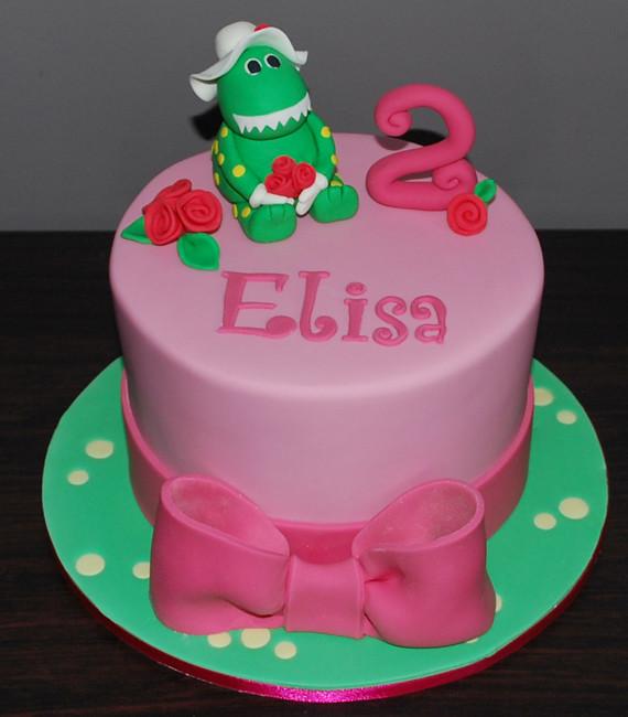 dorothy cake Lauren Billman Flickr