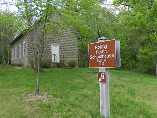 Rolling Heath Schoolhouse | by LocalOzarkian Photography - Ozarks/ Route 66 Photo