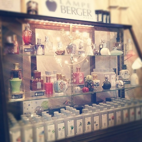 New Lampe Berger order just in! | by Paris on Ponce & Le Maison Rouge