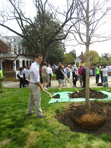 Arbor Day -- April 4, 2012 | by University of Maryland Arboretum and Botanical Gar