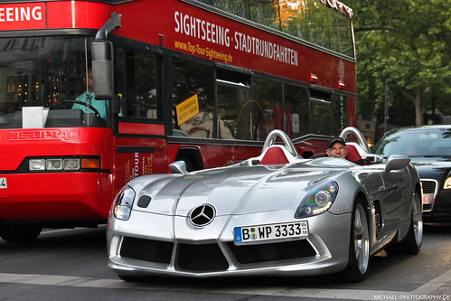 Mercedes SLR Stirling Moss | by Michael | Photography