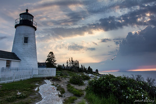 Morning Sky - Pemaquid Point | by John Clay173