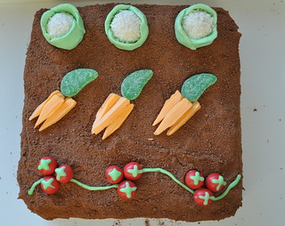 Veggie Patch Cake | by House of Lane