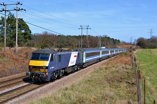 90015 at Bentley Manor 27/3/12 | by Jonathan Kirkham