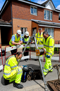 Goole flow monitors | by YorkshireWater