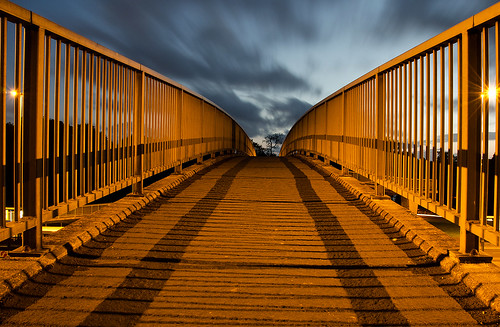 Foot bridge | by a.k.a. Jon Bewlay