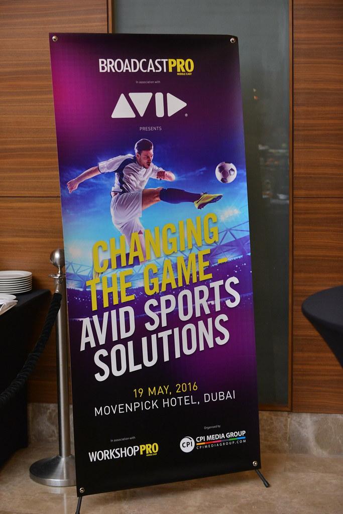 BroadcastPro ME/Avid Roundtable
