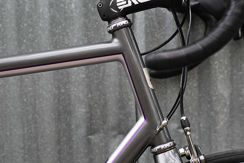 John's Fillet-Brazed Road Bike | by bishopbikes