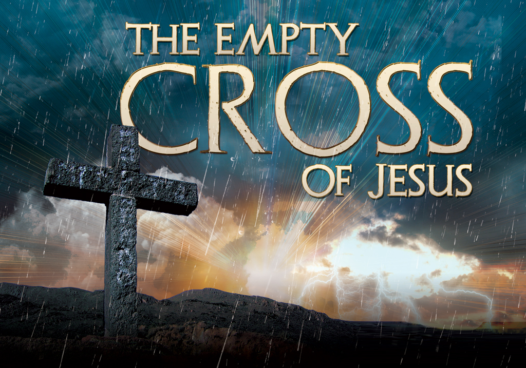 Image result for The Empty Cross