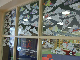 Dream Clouds on Display | by Topeka & Shawnee County Public Library