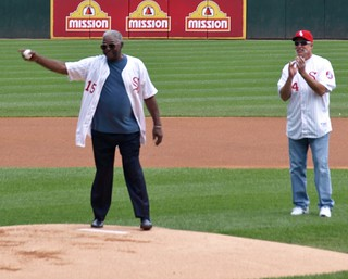 Dick Allen and Goose Gossage | by Brule Laker