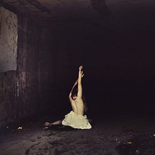 shedding skin | by brookeshaden