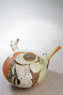 Shannon Garson rockpool teapot, 2012 | by shannongarson