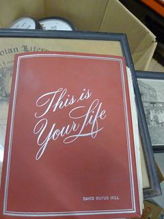 This Is Your LIfe Book | by RandomConnections