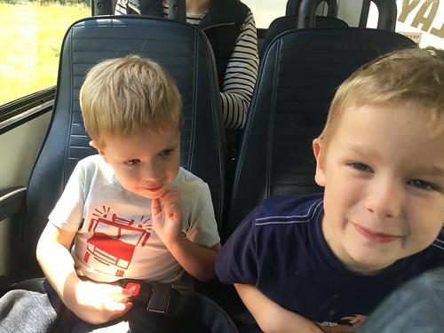 Tillamook Bus