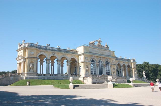 維也納 熊布朗宮(美泉宮)Schönbrunn Palace