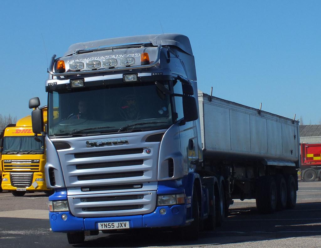M1 junction 29 truckstop