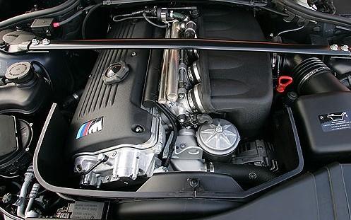 e46 m3 2006 engine bay Lorenzovanaarle Flickr